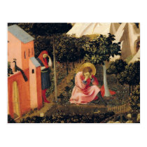 The Conversion of St. Augustine Postcard