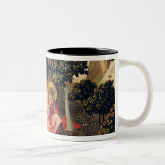 The Conversion of St. Augustine Two-Tone Coffee Mug