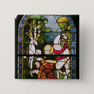The Conversion of St. Eustace Button
