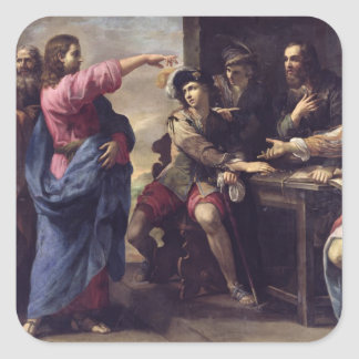 The Conversion of St. Matthew Stickers