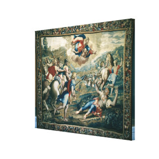 The Conversion of St. Paul Canvas Print