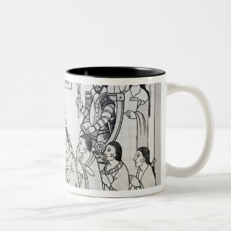 The Conversion of the Aztecs to Roman Mugs