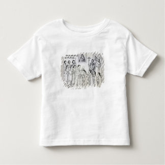 The Conversion of the Aztecs to Roman T-shirt