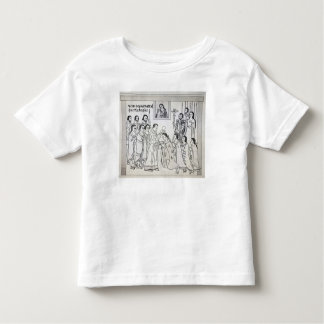 The Conversion of the Aztecs to Roman T-shirts