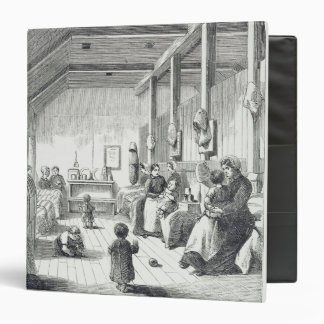 The Convict Nursery at Brixton, from 'The Criminal Binder