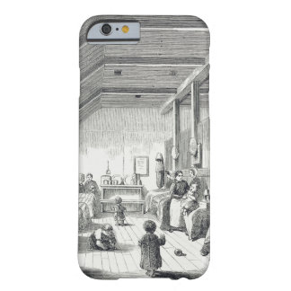 The Convict Nursery at Brixton from The Criminal iPhone 6 Case