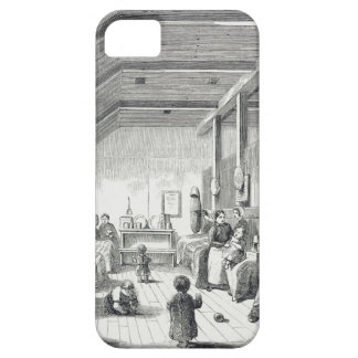 The Convict Nursery at Brixton from The Criminal iPhone 5 Covers