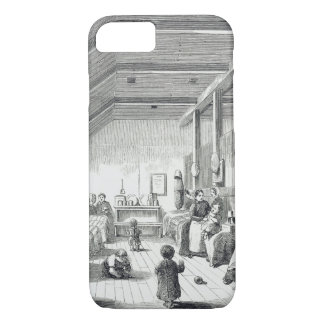 The Convict Nursery at Brixton, from 'The Criminal iPhone 7 Case