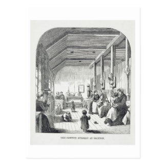 The Convict Nursery at Brixton, from 'The Criminal Postcard