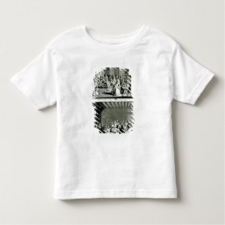 The Convulsionaries of the parish cemetery Toddler T-shirt