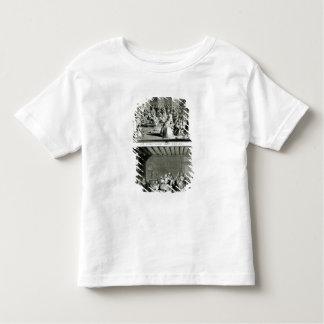 The Convulsionaries of the parish cemetery Toddler T-shirt