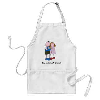 The cook best friend apron