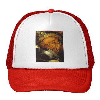 The Cook  by Giuseppe Arcimboldo Trucker Hats