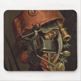 The Cook (oil on panel) Mouse Pad