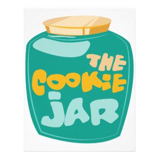 The Cookie Jar Letterhead