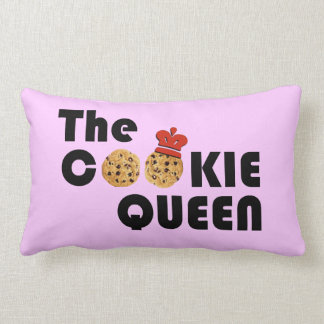 The Cookie Queen Accent Pillow