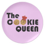 The Cookie Queen Plate