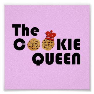 The Cookie Queen Poster