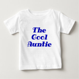 The Cool Auntie Baby T-Shirt