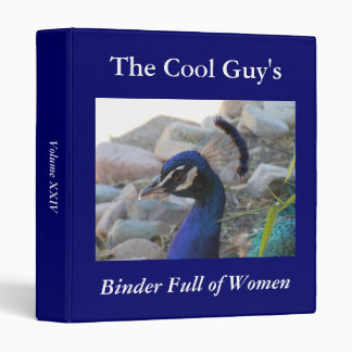 The Cool Guy's Binders Full of Women