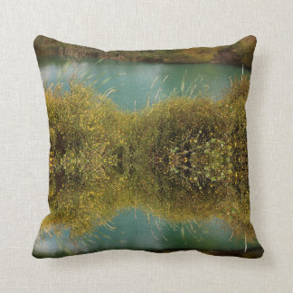 the cool meadow pillow