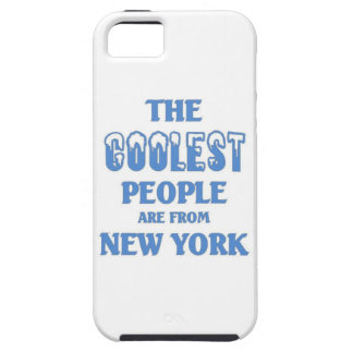 The coolest people are from New York iPhone SE/5/5s Case