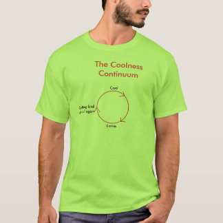 The Coolness Continuum T-Shirt