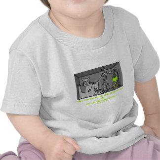The Copenhagen Interpretation Of Quantum Mechanics T Shirts