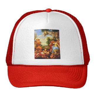 The Copper Age by Pietro da Cortona Mesh Hats