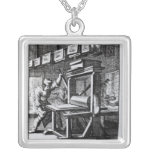The Copper-plate Engraver, from 'Iets voor Custom Jewelry