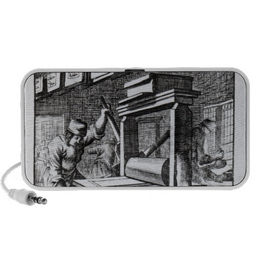 The Copper-plate Engraver, from 'Iets voor iPod Speaker