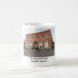The Copperhill Canteen Classic White Coffee Mug