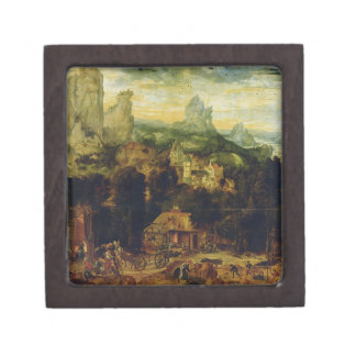 The Coppermine (oil on panel) Gift Box