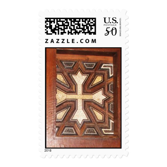 The Coptic Cross Postage