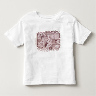 The copyist Jean Mielot Toddler T-shirt