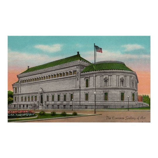 The Corcoran Gallery of Art Poster
