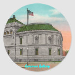 The Corcoran Gallery of Art Stickers