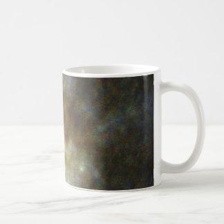 The Core of Peculiar Galaxy Arp 220 Coffee Mug
