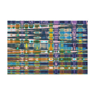 THE CORE WINDINGS OF THE MORIAN HYPERDRIVE CANVAS PRINT