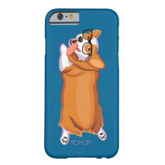 The Corgi Sploot Barely There iPhone 6 Case