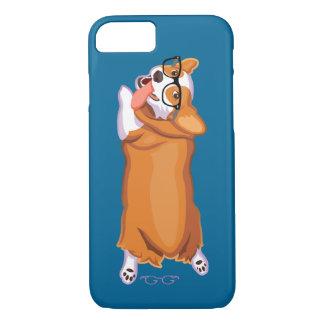 The Corgi Sploot iPhone 7 Case