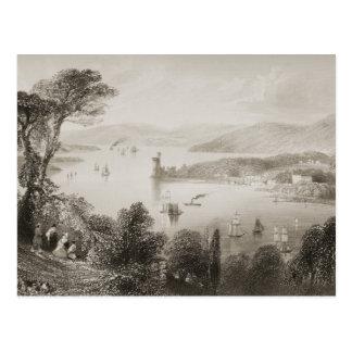 The Cork River from below Glanmire Road Postcard
