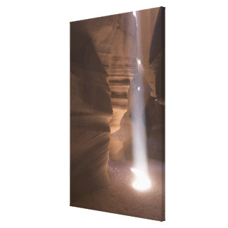 The Corkscrew in Upper Antelope Canyon, Navajo Canvas Print