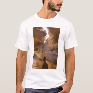 The Corkscrew in Upper Antelope Canyon, Navajo T-Shirt
