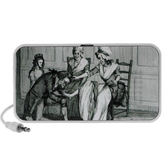 The Corn Doctor, 1793 Mini Speaker