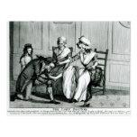 The Corn Doctor, 1793 Postcard