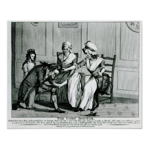 The Corn Doctor, 1793 Posters