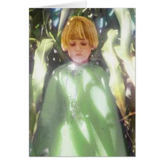 The Corn Fairy Card
