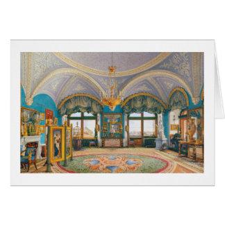 The Corner Drawing-Room of Emperor Nicholas I Card