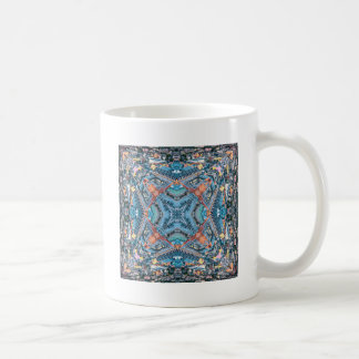 The Corner of Octahedron City Coffee Mug